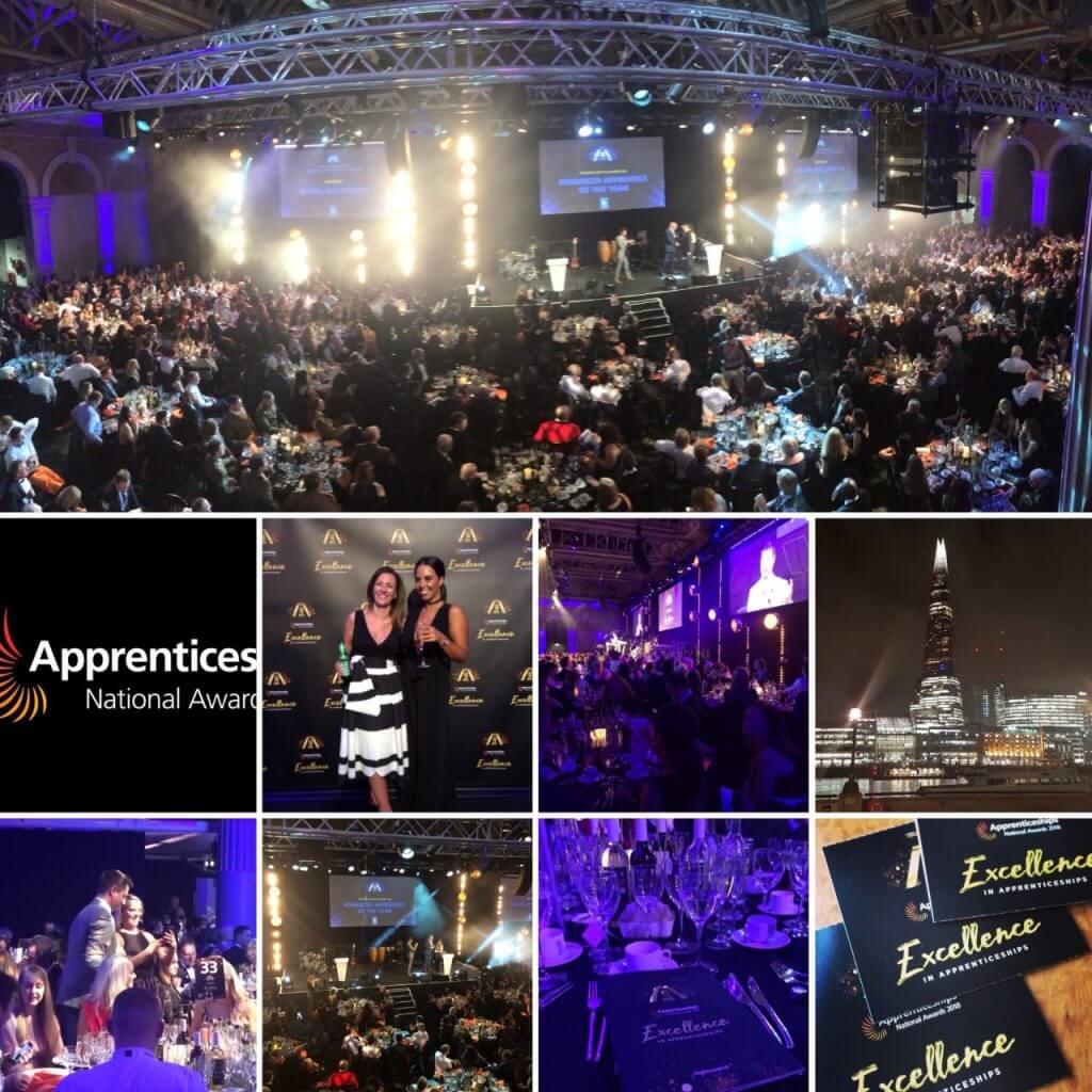 apprentice awards London